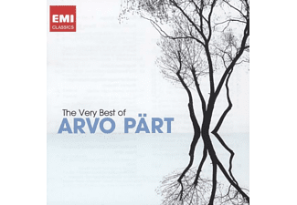 VARIOUS - Very Best Of Arvo Part [CD]