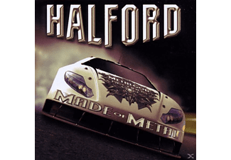 Halford - Halford 4-Made Of Metal - (CD)