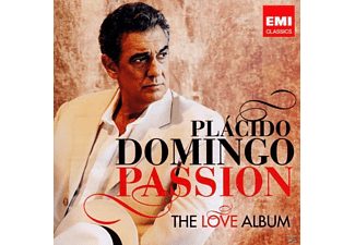 VARIOUS, Domingo, Domingo/Various - Passion: The Love Album - (CD)