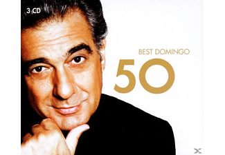 Plácido Domingo, VARIOUS - 50 Best Placido Domingo [CD]