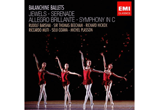 VARIOUS - Balanchine Ballets [CD]