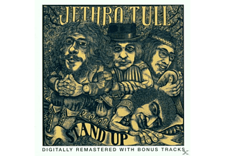 Jethro Tull - Stand Up-Remastered - (CD)