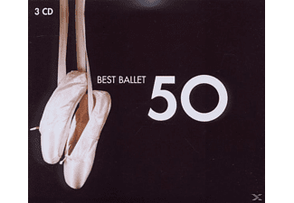 VARIOUS - 50 Best Ballet [CD]