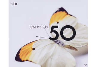 VARIOUS - 50 Best Puccini [CD]