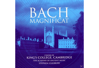 Choir Of King S College Cambridge - Magnificat / Cantaten & Motetten [CD]