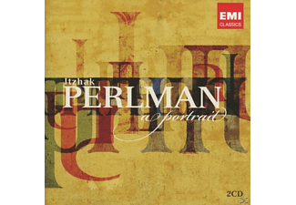 Itzhak Perlman, The London Philharmonic Orchestra - A Portrait - (CD)