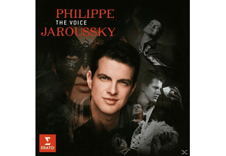 Philippe Jaroussky - The Voice - (CD)