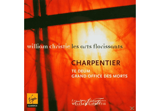 William Christie - Te Deum - (CD)