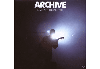 Archive - Life At Zenith De Paris Simple [CD]