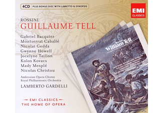 VARIOUS, Ambrosian Opera Chorus, The Royal Philarmonic Orchestra - Guillaume Tell (Wilhelm Tell) - (CD + CD-ROM)