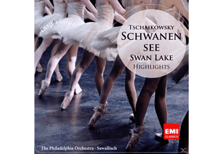 Sawallisch, The Philadelphia Orchestra - SCHWANENSEE - HIGHLIGHTS [CD]