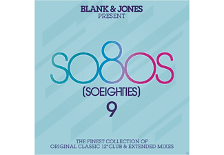 Blank & Jones - Present So80s (So Eighties) 9 (Deluxe Box) - (CD)