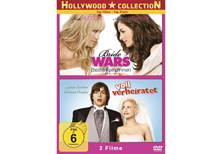 bride wars beste feindinnen voll verheiratet dvd film boxen film specials dvd. Black Bedroom Furniture Sets. Home Design Ideas