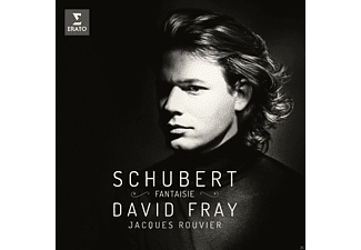David Fray, Jacques Rouvier - Fantaisies [CD]