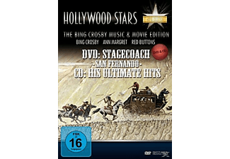 Stagecoach - San Fernando - (DVD + CD)