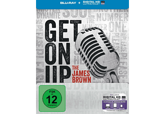 Get on Up (Steelbook Edition) [Blu-ray]