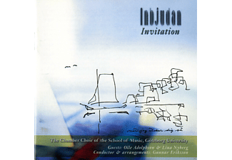 Gothenburg Chamber Choir - Inbbjudan-Invitation [CD]