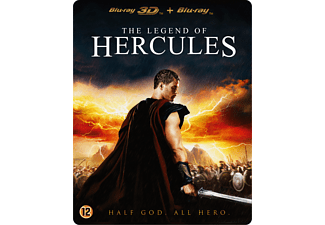 The Legend Of Hercules 3D (Limited Edition Metal Case) | 3D Blu-ray