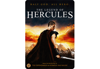The Legend Of Hercules (Limited Edition Metal Case) | DVD