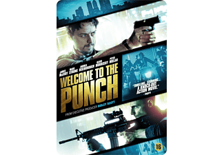 Welcome To The Punch (Limited Edition Metal Case) | DVD