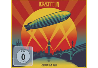 Led Zeppelin - Celebration Day (2cd + Dvd) [CD + DVD Video]