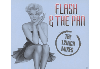 Flash And The Pan - The 12 Inch Mixes [CD]