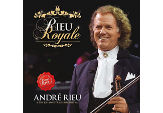 André Rieu - Rieu Royale - (CD)