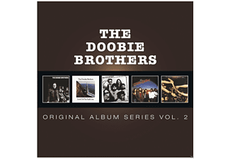 The Doobie Brothers - Original Album Series Vol.2 [CD]
