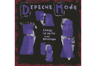 Depeche Mode - Songs Of Faith And Devotion - (CD)