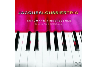 Jacques Trio Loussier - Schumann-Kinderszenen [CD]