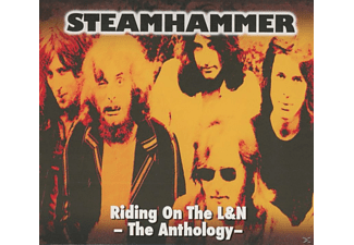Steamhammer - Riding On The L&N-The Anthology [CD]