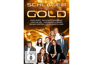VARIOUS - Schlager Gold - (DVD)
