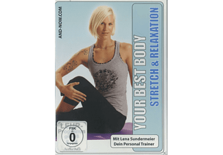 Your Best Body - Stretch & Relaxation - (DVD)