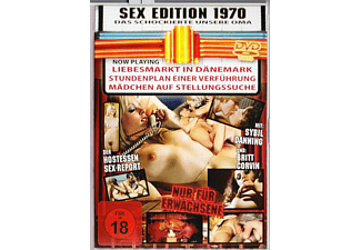 Sex Edition 1970 - 3er Schuber - (DVD)