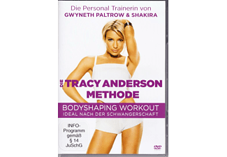 Die Tracy Anderson Methode - Bodyshaping Workout - (DVD)