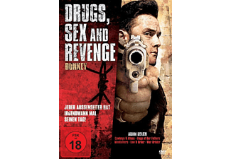 Drugs, Sex and Revenge: Donkey [DVD]
