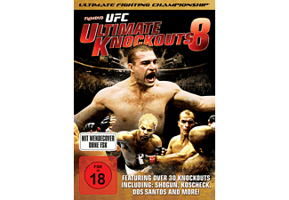 UFC - Ultimate Knockouts 8 [DVD]