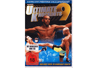 UFC - Ultimate Knockouts 9 - (DVD)