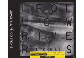 Lykke Li - I Follow Rivers (2-Track) [5 Zoll Single CD (2-Track)]