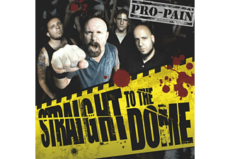 Pro-Pain - Straight To The Dome [CD]