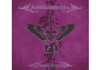 Apocalyptica, VARIOUS - Worlds Collide (Deluxe Edition) - (DVD)