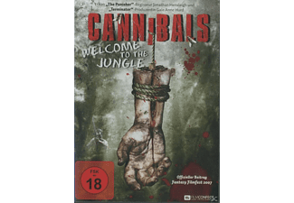Cannibals - Welcome to the Jungle [DVD]
