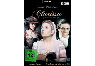 Clarissa - History Of A Young Lady - (DVD)