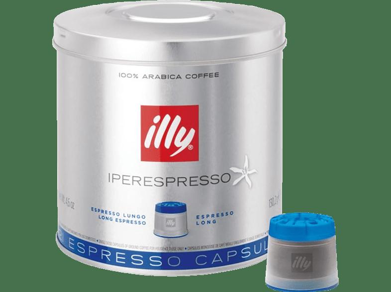 ILLY Iper Home Lungo 21 Κάψουλες - (01-04-0053) είδη σπιτιού   μικροσυσκευές καφετιέρες  καφές κάψουλες illy
