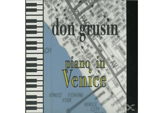Don Grusin - Piano In Venice - (CD)