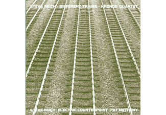 VARIOUS, P. Kronos Quartet/metheny - Different Trains/Electric... - (CD)