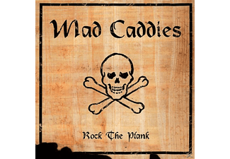 Mad Caddies - Rock The Plank [CD]