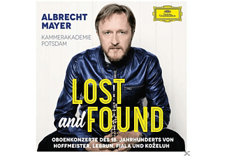 Albrecht/kammerakademie Potsdam Mayer - Lost And Found [CD]