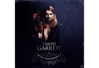 David Garrett ROCK SYMPHONIES Klassik Crossover CD
