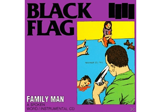 Black Flag - Family Man - (CD)
